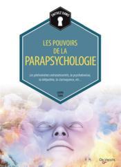 Les pouvoirs de la parapsychologie - Couverture - Format classique