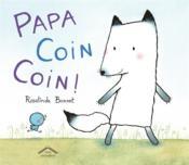 Papa coin coin - Couverture - Format classique