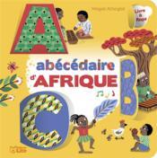 Abécédaire d'Afrique - Couverture - Format classique