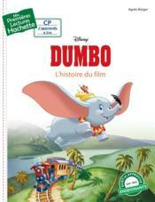 Mes premières lectures ; Dumbo ; CP - Couverture - Format classique