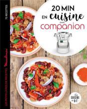 20 minutes en cuisine avec companion - Couverture - Format classique