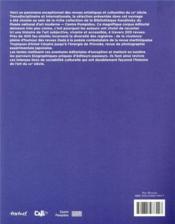 La fabrique de l'histoire de l'art ; 200 revues, 1903-1969 - 4ème de couverture - Format classique