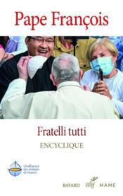 Fratelli tutti ; encyclique du pape François - Couverture - Format classique