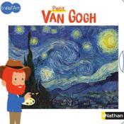 Petit Van Gogh - Couverture - Format classique
