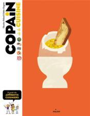 Copain de la cuisine : le guide des apprentis cuisiniers - Couverture - Format classique