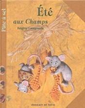 Ete Aux Champs - Couverture - Format classique