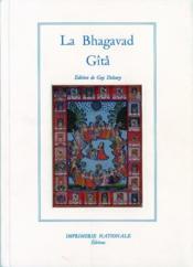 Le baghavad gîtâ - Couverture - Format classique