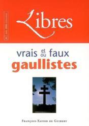 Gaullisme - Couverture - Format classique