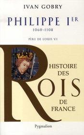 Philippe Ier ; 1060-1108 ; père de Louis VI - Intérieur - Format classique