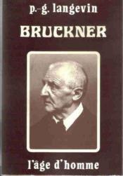 Bruckner - Couverture - Format classique
