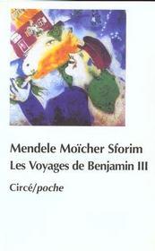 Les voyages de benjamin iii - Intérieur - Format classique