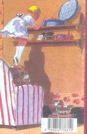 Les malheurs de sophie - 4ème de couverture - Format classique