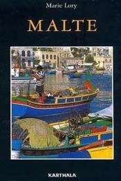 Malte - Couverture - Format classique