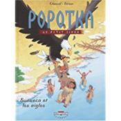 Popotka le petit sioux t.5 ; Susweca et les aigles - Couverture - Format classique