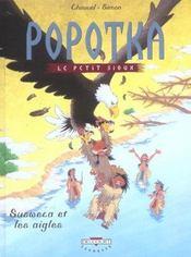 Popotka le petit sioux t.5 ; Susweca et les aigles - Intérieur - Format classique