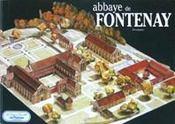 Abbaye de Fontenay ; Bourgogne - Intérieur - Format classique