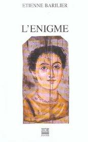 L'Enigme - Intérieur - Format classique
