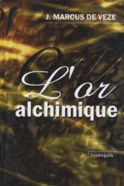 L'Or Alchimique - Couverture - Format classique