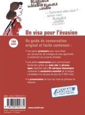 Guides de conversation ; alsacien de poche - 4ème de couverture - Format classique