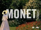 Monet 1840-1926 - Couverture - Format classique