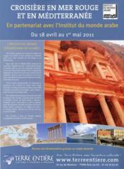 Le Monde Des Religions N.45 ; Abraham ; Janvier 2011 - 4ème de couverture - Format classique