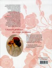 Des femmes et des roses - 4ème de couverture - Format classique