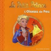 Le petit prince et l'oiseau de feu - Couverture - Format classique