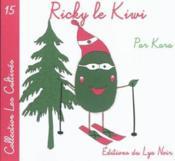 Ricky le kiwi - Couverture - Format classique