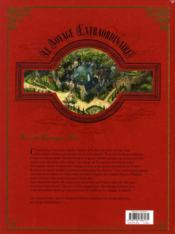 Le voyage extraordinaire T.1 - 4ème de couverture - Format classique