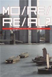 More Real? /Anglais - Couverture - Format classique
