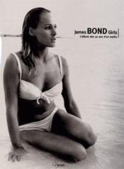 James Bond girls - Couverture - Format classique