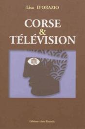 Corse et television - Couverture - Format classique