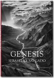 Genesis - Couverture - Format classique