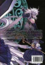 Onihime vs t.4 - 4ème de couverture - Format classique