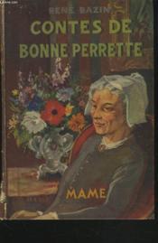 Contes De Bonne Perrette - Couverture - Format classique