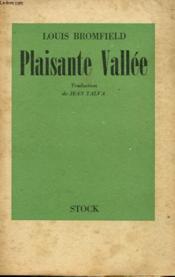 Plaisante Vallee - Couverture - Format classique
