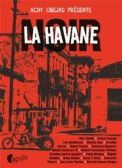 La Havane noir - Couverture - Format classique