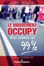 Le mouvement occupy - Couverture - Format classique