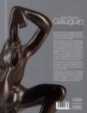 Jean-René Gauguin 1881-1961 - 4ème de couverture - Format classique