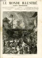 LE MONDE ILLUSTRE N°920 L'explosion de Saint-Denis - Couverture - Format classique