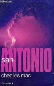 San-Antonio Chez Les Mac - Couverture - Format classique