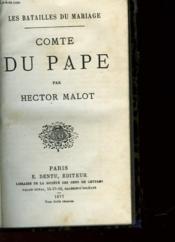 Comte Du Pape - Couverture - Format classique