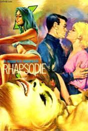 Rhapsodie - Couverture - Format classique