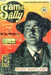 Sam T Sally - Filet Sanglant - N°10 - Couverture - Format classique