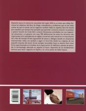 Español para el comercio mundial del siglo XXI - 4ème de couverture - Format classique
