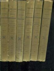 Memoires Du Chancelier Pasquier - En 6 Tomes - Histoire De Mon Temps . - Couverture - Format classique