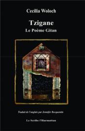 Tzigane le poème gitan - Couverture - Format classique