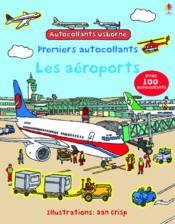 Les aéroports - Couverture - Format classique