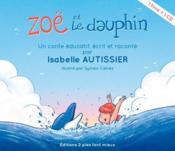Zoé et le dauphin - Couverture - Format classique
