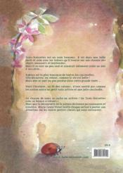 Kokina et trois-noisettes - 4ème de couverture - Format classique